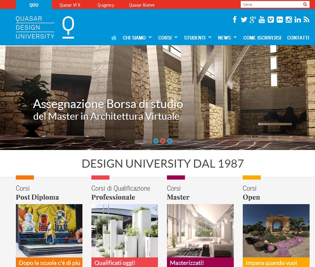 Case history web marketing: IstitutoQuasar.com